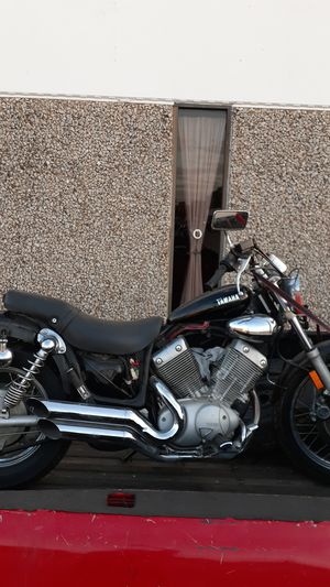 1987 YAMAHA VIRAGO MOTORCYCLE for Sale in Dallas, TX