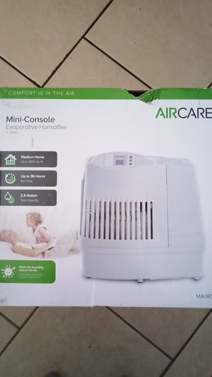 Humidifier New in box for Sale in Las Vegas, NV