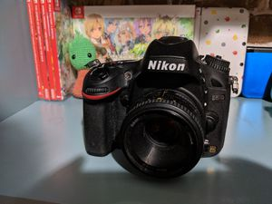 Nikon D610 w accessories for Sale in New York, NY