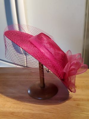 Antique Sonni of San Francisco women's hat & hat stand for Sale in Columbus, OH