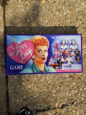 I Love Lucy Board Game for Sale in Eagleville, PA