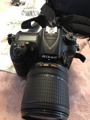 Nikon D-7200 for Sale in Silver Spring, MD