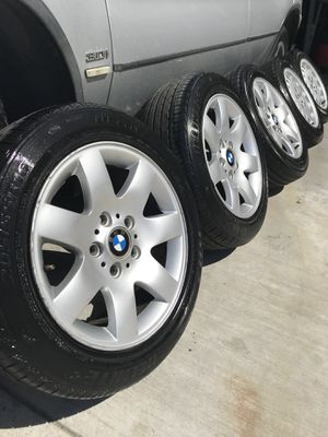 BMW OEM E36 Original Rims and Tires!!! for Sale in Colton, CA
