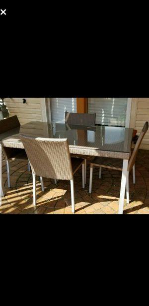 Outdoor patio furniture for Sale in Woodbridge, VA