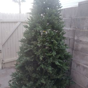 Christmas Tree With Light for Sale in Phoenix, AZ