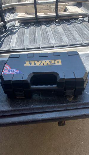 Dewalt Drill BOX (no drill) for Sale in San Diego, CA