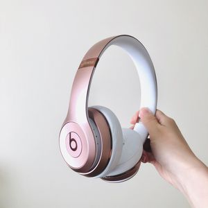 Beats solo 3 wireless headphones rose gold for Sale in San Francisco, CA
