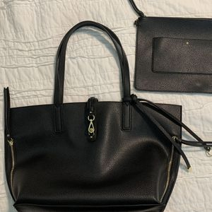 NEW! Travanti Black/Red tote bag for Sale in Gilroy, CA