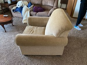 Ottoman chair for Sale in Lomira, WI