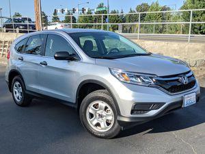 2015 Honda CRV LX AWD for Sale in Kirkland, WA