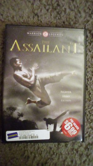 The Assailant DVD for Sale in Port Orchard, WA
