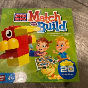 Match And build Game for Sale in Neenah, WI