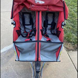 B O B Double Stroller for Sale in Augusta, KS