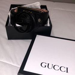 Gucci Men's Black Belt for Sale in Mt. Juliet,  TN