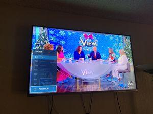 "50"" hisense smart tv for Sale in Fresno, CA"