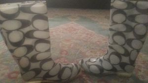 Womens coach rain boot for Sale in Columbus, OH