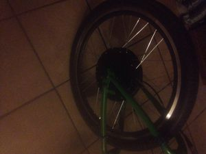 JOHN DEERE ELECTRIC BICYCLE 1500 WATT 48V LCD TWIST THROTTLE for Sale in Downey, CA