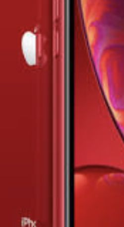iPhone 64 GB Xr Red for Sale in Beaverton,  OR