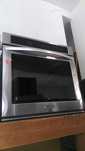 Kitchen Aid Stainless Oven for Sale in Corona, CA