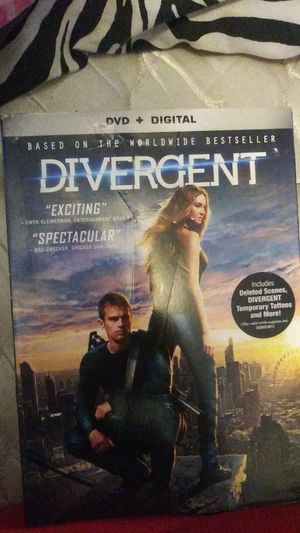 Divergent and Insurgent for Sale in Ocean Shores, WA