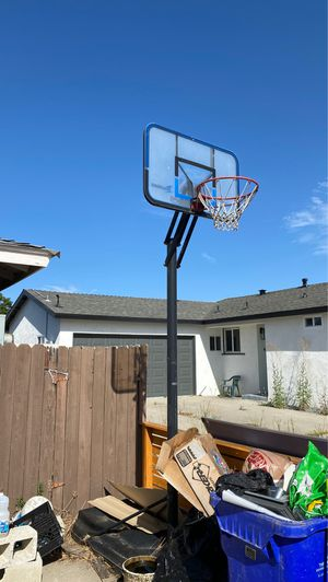 Basketball hoop make me an offer need gone moving for Sale in San Diego, CA