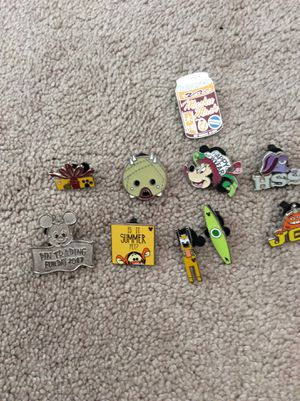 Disney trading pins for Sale in Baldwin Park, CA
