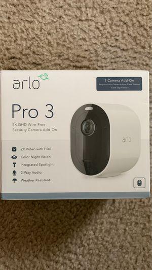 ARLO pro 3 for Sale in Wilmington, DE