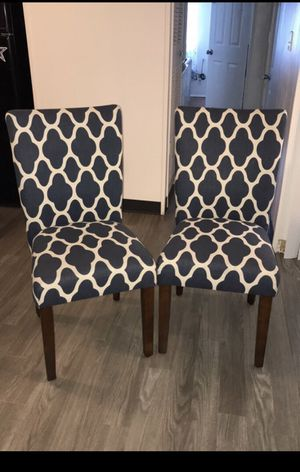 Set of Nice Chairs for Sale in Sandy, UT
