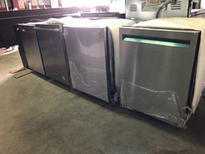 ** Brand New Stainless Dishwashers W/ Warranty ** for Sale in Charlotte, NC