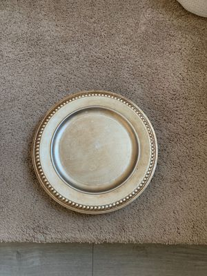 6 decorative dinner plate for Sale in Buford, GA