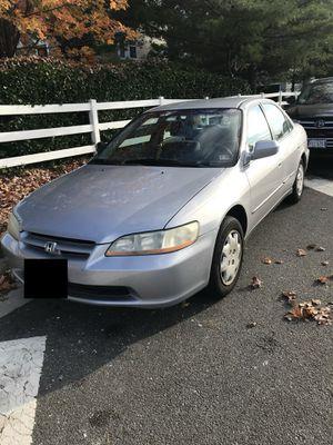2000 Honda Accord LX for Sale in Sterling, VA