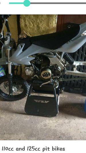 110cc pit bike for Sale in Gettysburg, PA