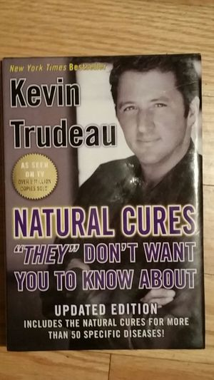 Kevin Trudeau: Natural Cures for Sale in Rockville, MD