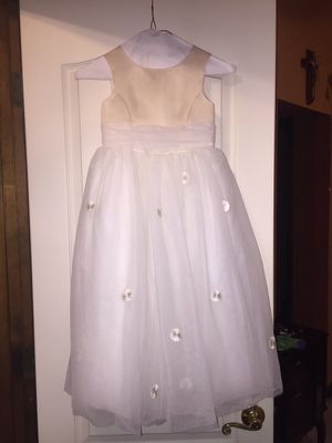 Child's wedding ,flower girl dress for Sale in Moon, PA