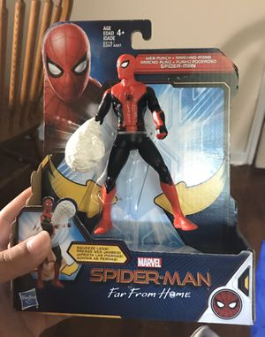 Spider-Man toy for Sale in North Brunswick Township, NJ