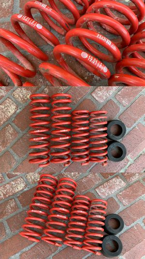 H&R Sport Lowering Springs for Mercedes Benz 190e W201 (1984—1993) for Sale in Downey, CA