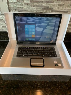"""15.4 """" HP Pavilion dv6000 Laptop with HDMI, Webcam, Windows 10 and Microsoft Office. for Sale in Orlando, FL"""