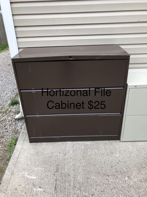 Hortizonal File Cabinet for Sale in Newark, OH