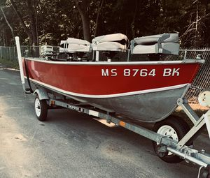 Boat motor trailer for Sale in Worcester, MA