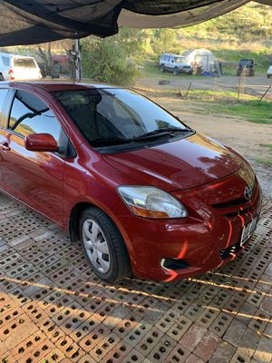 Toyota Yaris 2007 clean tittle it has 145milles for Sale in Wildomar, CA