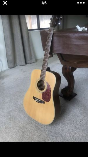RARE California made guitar! for Sale in National City, CA