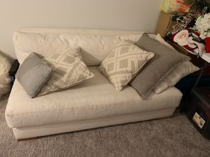 Rarely used Crate and Barrel couch. Bought in 2017, retails for $1,000 for Sale in Boston, MA