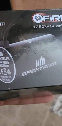 Firma Spektrum 1250kv motor for Sale in Houston,  TX