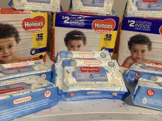 Baby Diapers Size 4 for Sale in Tacoma,  WA