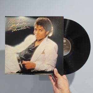 MICHAEL JACKSON Thriller Vinyl Record LP for Sale in El Monte, CA