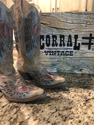 Women's Corral Western Boots for Sale in Bedford, TX
