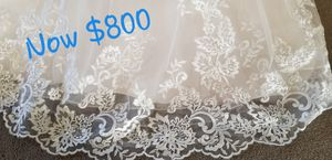 New Blush Color Wedding Gown for Sale in Kingsport, TN