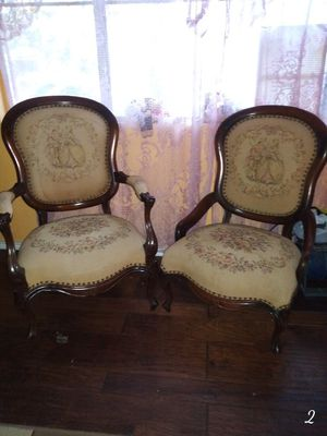 Antique chairs for Sale in San Antonio, TX
