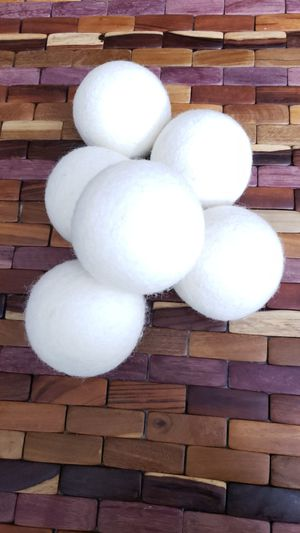 Wool Dryer Balls - Storage Bag for Sale in Las Vegas, NV