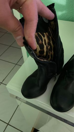 boots for girls # 7 for Sale in Hialeah, FL